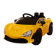 2.4G bluetooth remote control plastic baby toy 12 volt electric kids children ride on car with battery