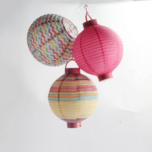 invitations party supplies christmas holiday decoration hanging lamp chinese paper lanterns