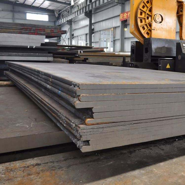 Delivery time 1 day 12MM*2000*6000MM s355 q355 manganese steel sheet