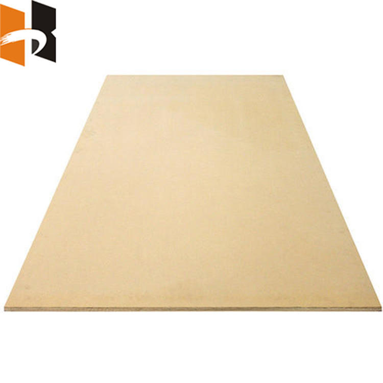 Waterproof Phenolic Resin Hdo&Mdo Film Faced Plywood Panel Prices