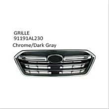 OEM 91191AL230 FOR SUBARU OUTBACK 2018- AUTO CAR GRILLE CHROME/DARK GREY