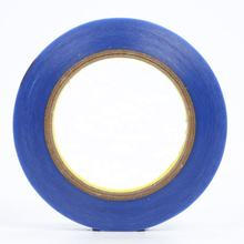3M 8902 Polyester Film Tape, Blue, 2.4mil