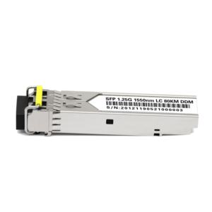 IBM BNT BN-CKM-S-ZX Compatible 1000BASE-ZX SFP 1550nm 80km Transceiver Module