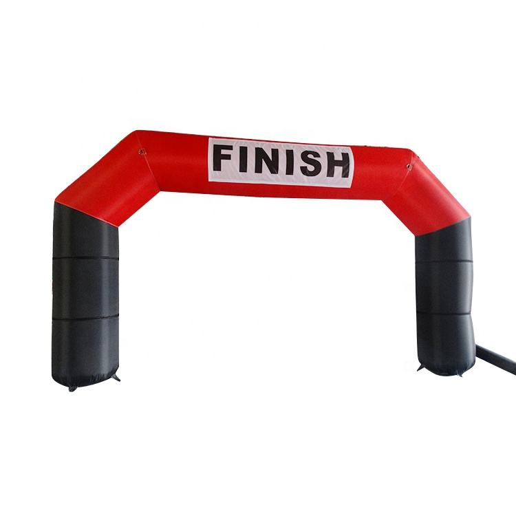 inflatable race start finish line arch inflatable entrance arch for event