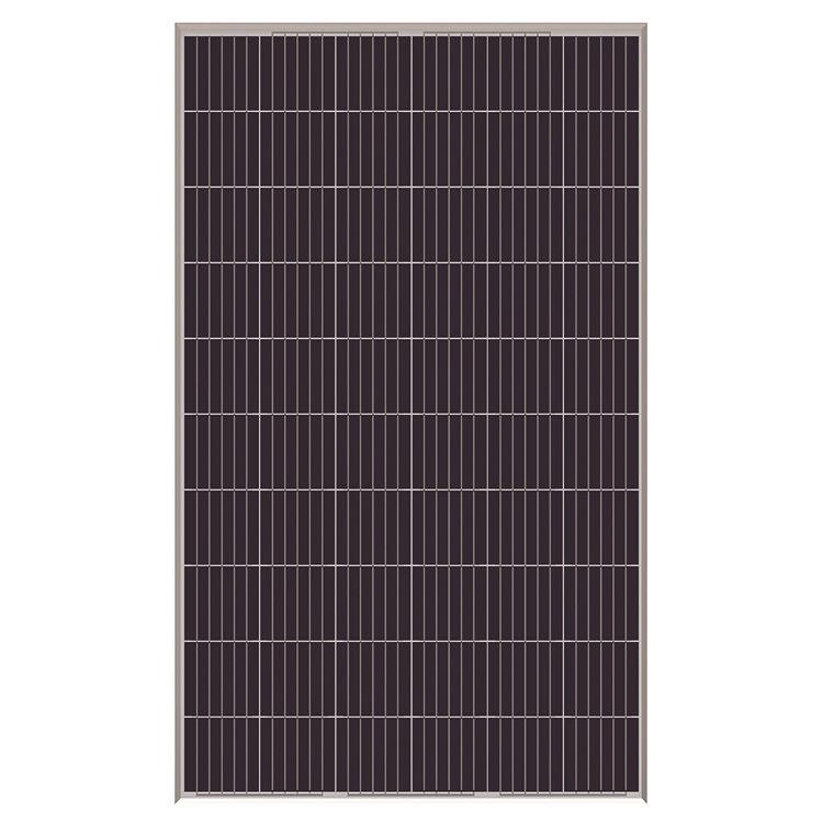 Yingli nero poli pannello solare 265 w, 270 w, 275 w, 280 w, 285 w di 60 celle