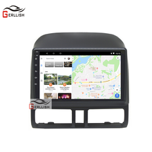 Android car dvd player for Honda crv 2002/2003/2004/2005 with radio GPS youtube car video player reversing camera