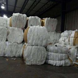 Recycled Plastic Roll Bales LDPE Agricultural Film Scrap-