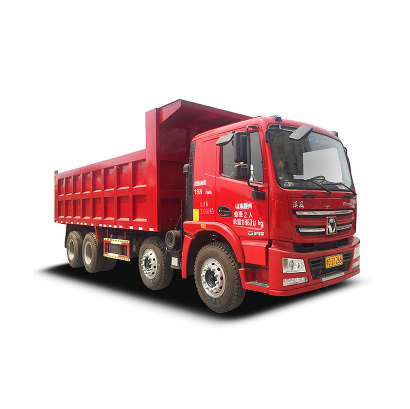 Heavy duty machine TNM311 6x6 dump truck for sale