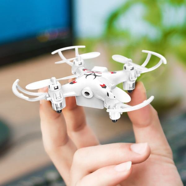 Newest 2.4G 4CH RC Quadcopter Nano RC Quadcopter Kit mini drone with hd camera