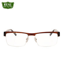 Fashion Retro Eyewear UltraLight Plastic Optical eyewear  Men Women Glasses Frame Square half  Frame Unisex eyeglasses