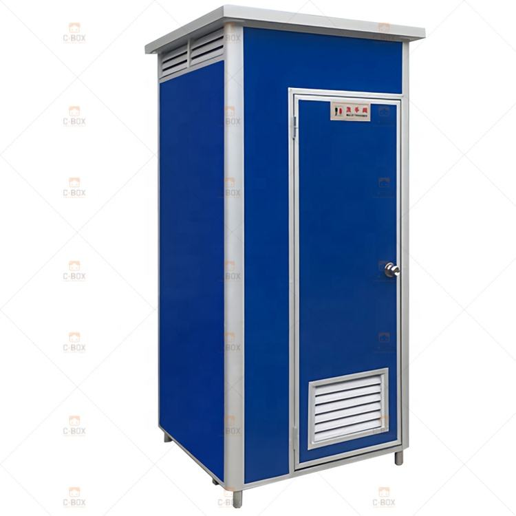 Wholesale Prefab Portable Mobile Toilet Unit for Outdoor