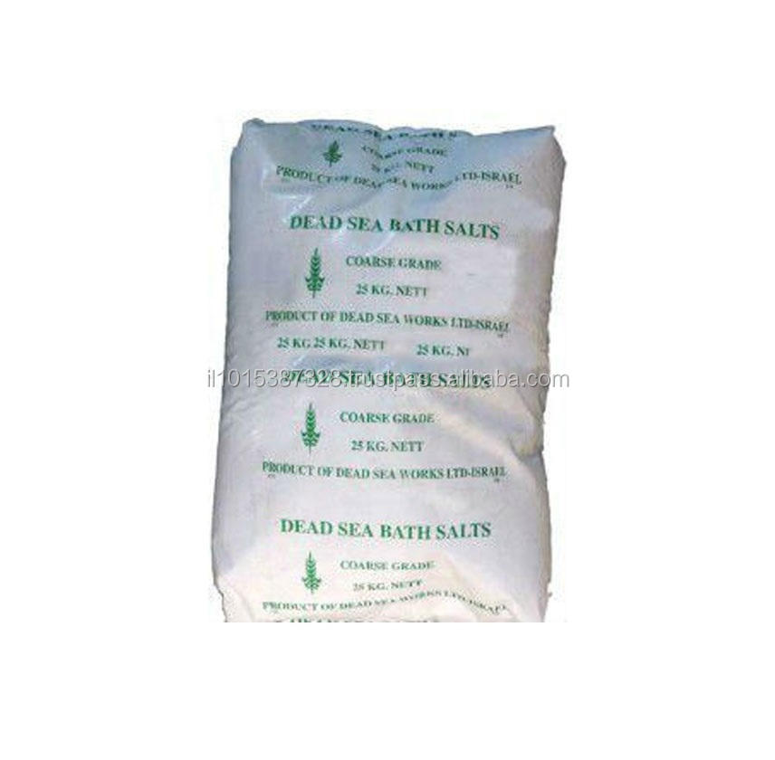 Superior Pure Dead Sea Bath(Colored) Purified Cosmetic Bath Salt
