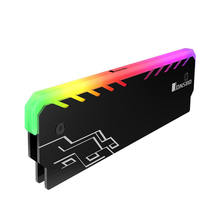 Aluminum RGB Cooler Heat Sink Cooling Vest DDR Memory RAM Fin Radiation Dissipate for DIY PC Game