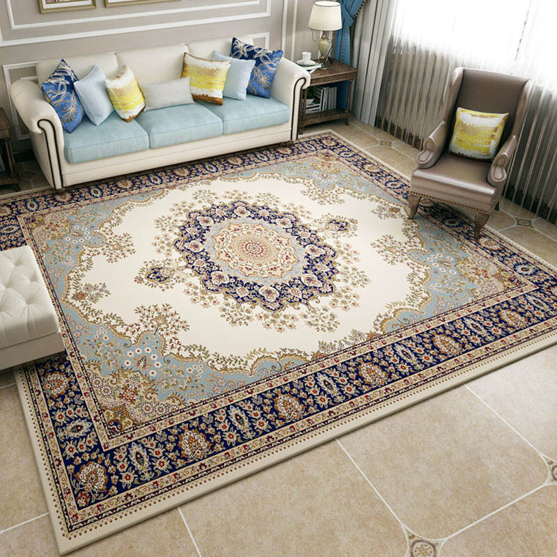 Hand Tufted Wilton rug home use 100%PP decorative carpet tapis