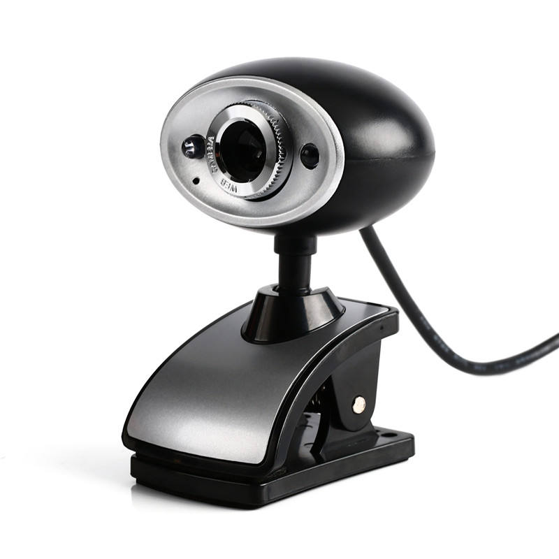 China's best digital noise reduction microphone network camera W280kinds of webcam