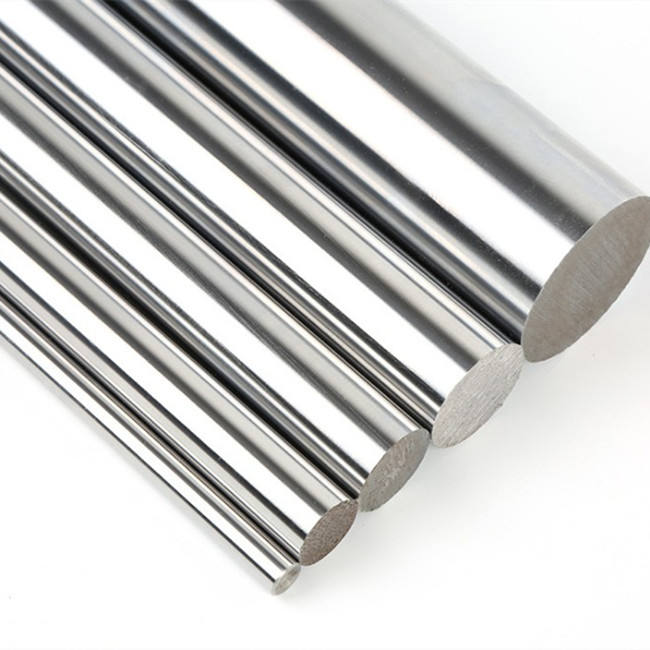 f7 tolerance CK45 Hard Chromed piston Rod