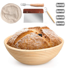 23*8.5cm Round 9 inch Bread bowl proofing basket