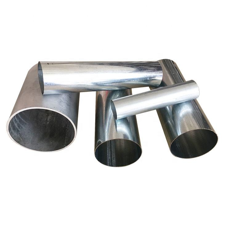 q195-q235 pre galvanized steel pipe Manufacturers China for construction building materials Sale promotion