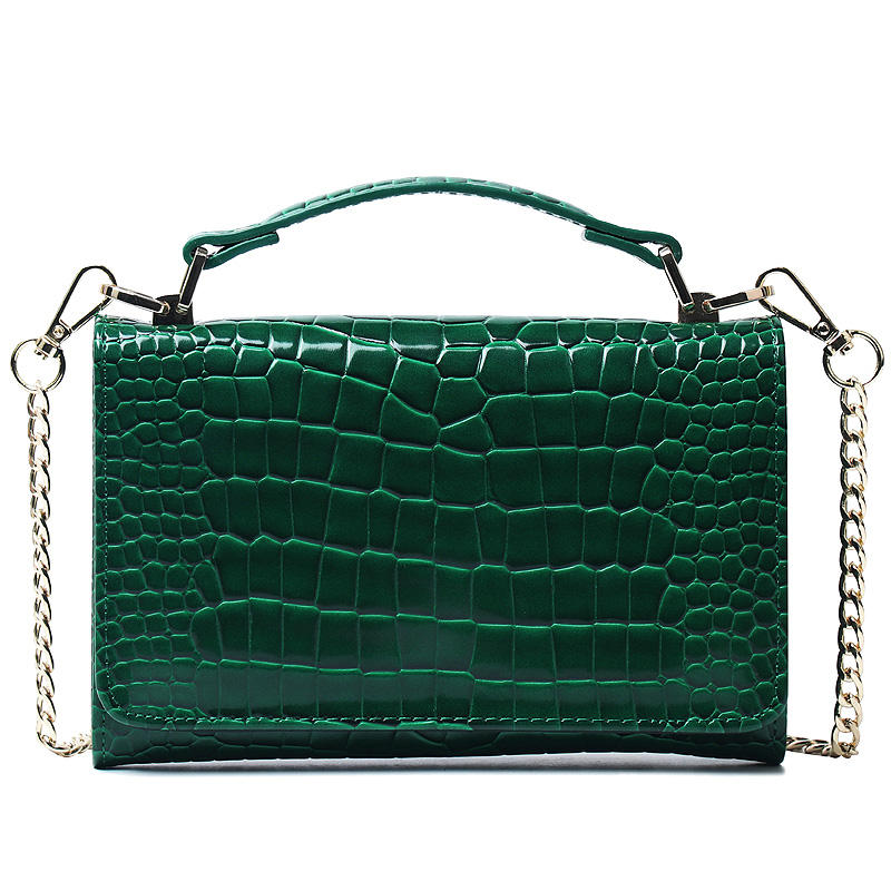 Große Clutch Bag Hot Sales Krokodil muster Ledertasche Luxusmarke Women Day Clutch