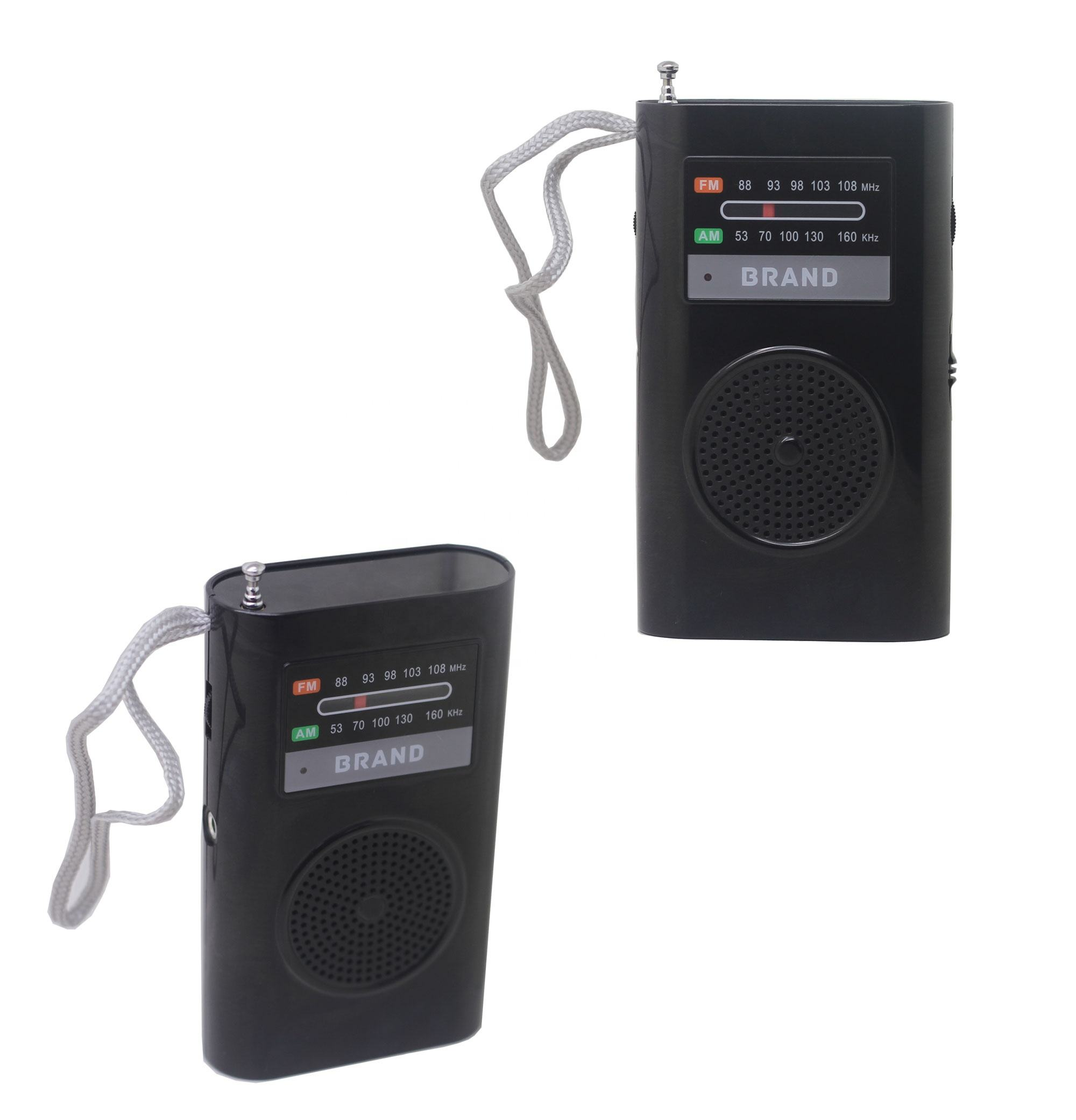 Wholesale Two Way Cheap Frequency Radio mini radio am fm Home Radio