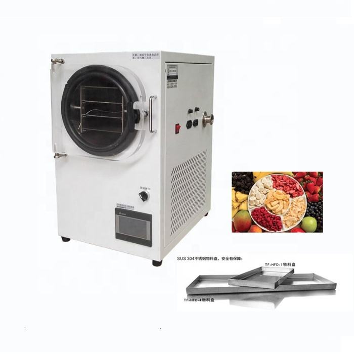 China best selling small freeze drying machine price for fruit drying