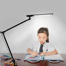 New Product Office Clamp Desk Lamp High quality dimmable desk lamp eyelash extension lamp LED flexible arm light