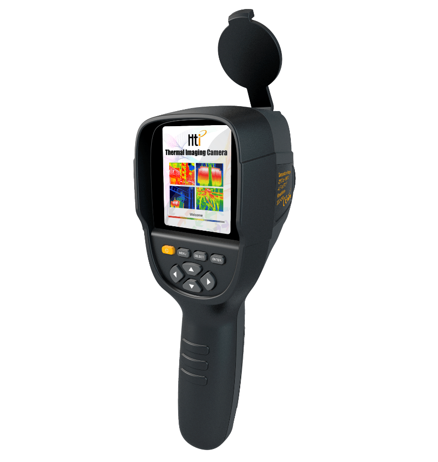 In Stock New Highest resolution 320*240 HT-19 infrared camera thermal imaging