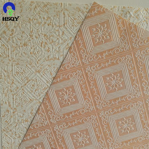 0.06mm/0.07mm PVC Ceiling Sheet for Embossing Gypsum Decoration price