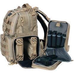 New Arrival Deluxe Pistol Tactical Range Backpack