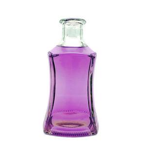 Difusor de Lingüeta do Difusor da fragrância Difusor Vazio Garrafas De 250ML de Garrafa de Vidro de Luxo