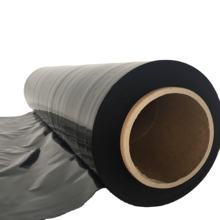 PE black stretch film