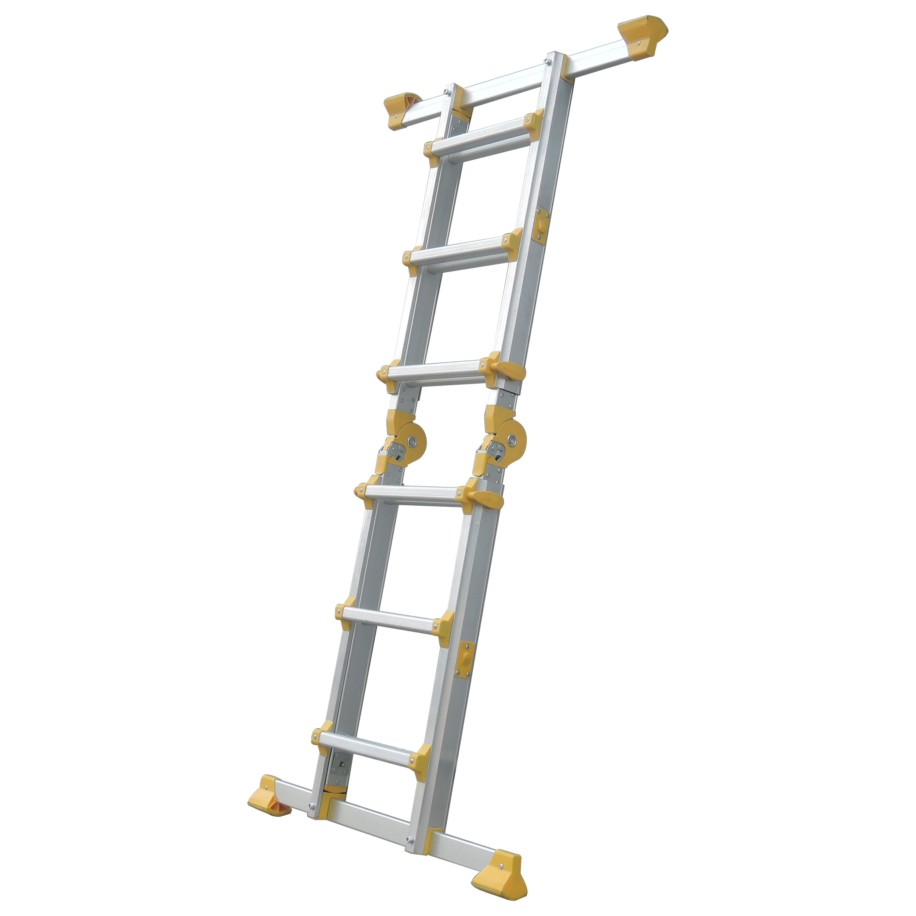 4X3 Outdoor Indoor Opvouwbare Multi-Functionele Aluminium Extension Ladder Gs