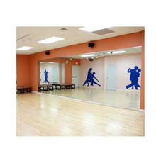 Modern Dance Studio Mirror large used wall cheap dance mirror
