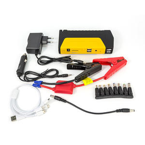 2016 hot selling popular portable car battery jumper 16800mAh car jump starter/mini car booster