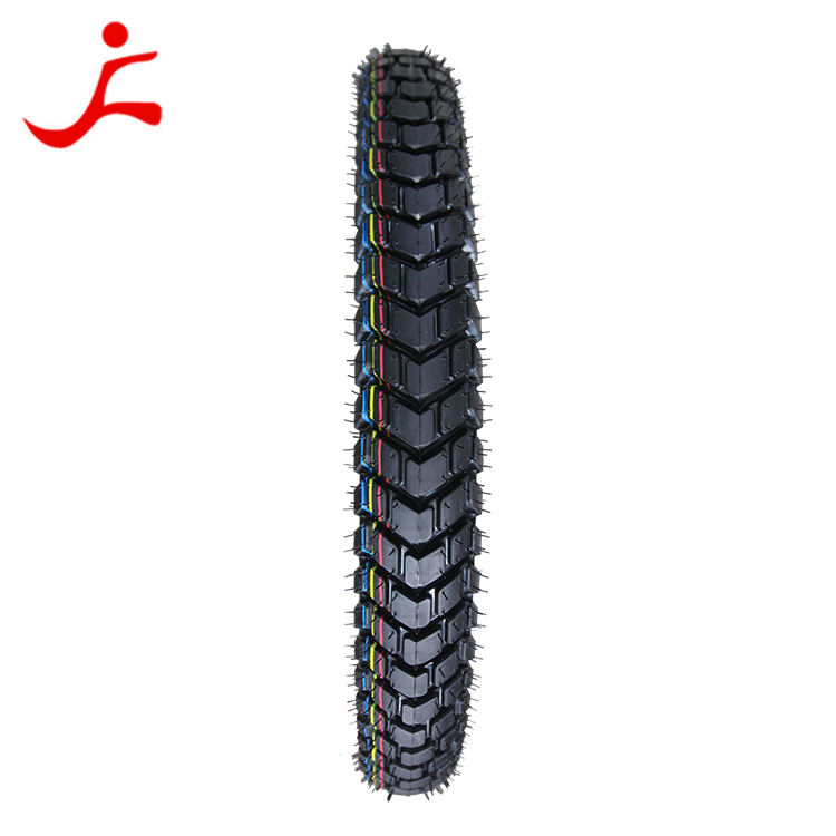 عالية الأداء مصنع مباشرة بيع دراجة نارية الإطارات mrf 110/90-17