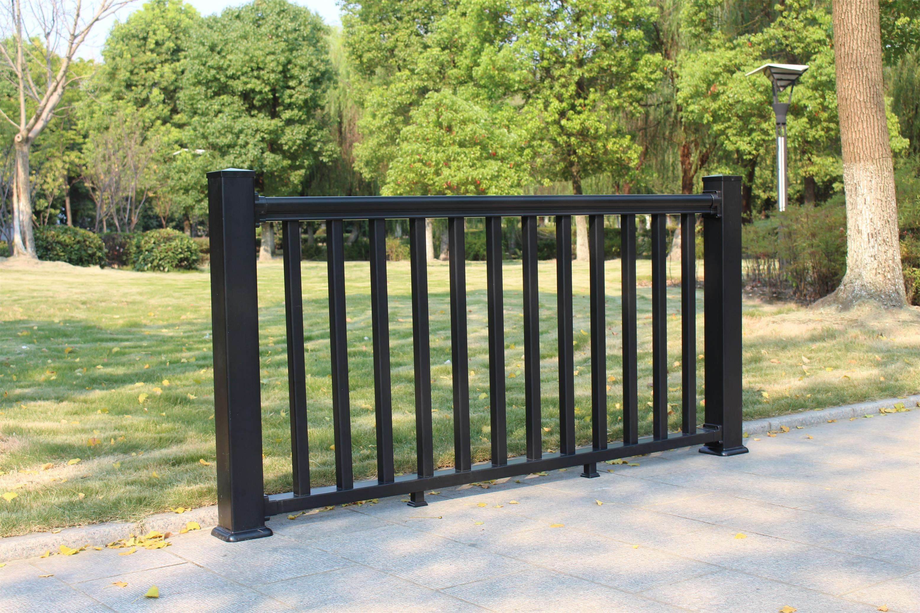 Railing 0.96 * 1.8 M Wholesale Factory Directly Price PVC Railing And Fence For House