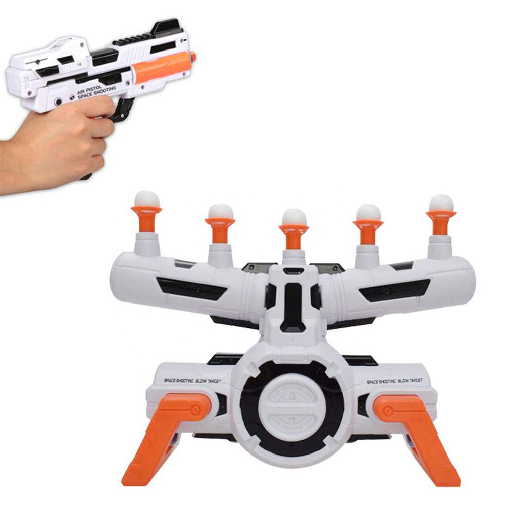 Gun Shooting Floating Hovering Ball Indoor gun machine suspension flying ball shooting game