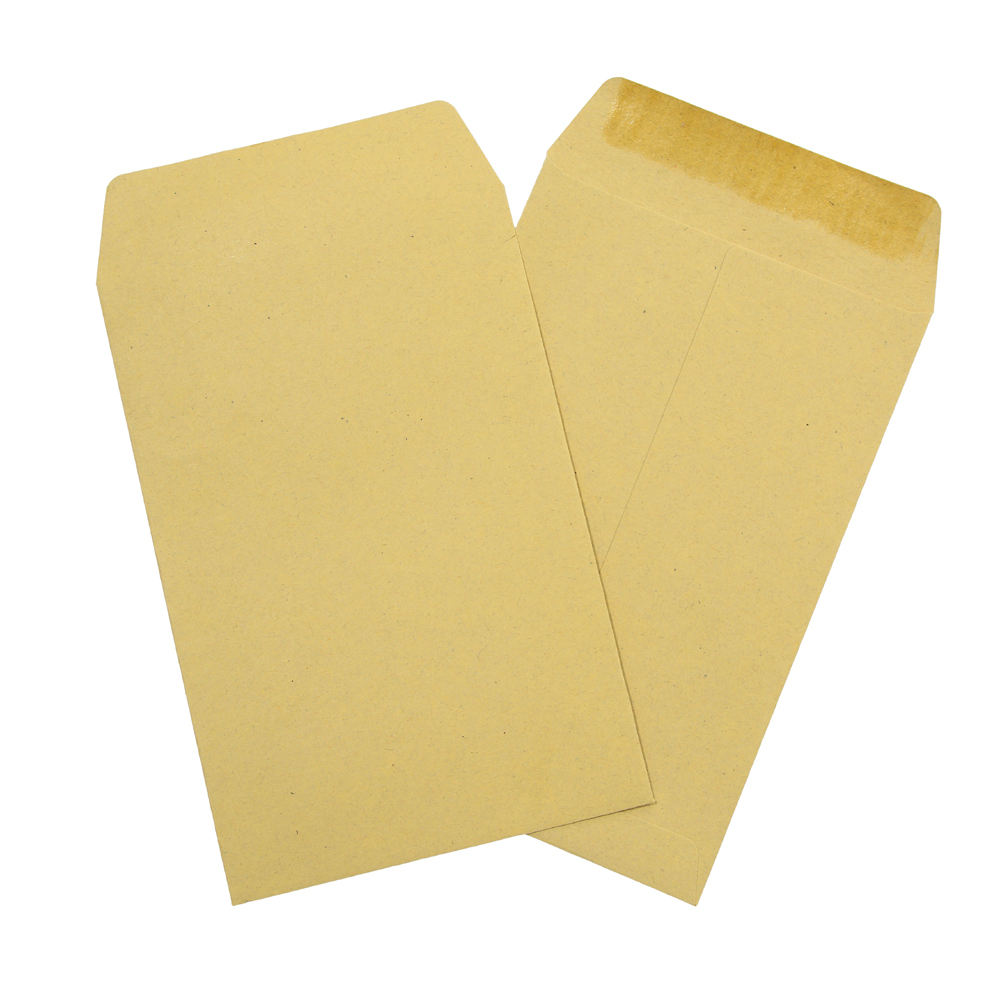 Business Brown Kraft A4 A3 Big Size Envelop Recycled Paper material Cheap one