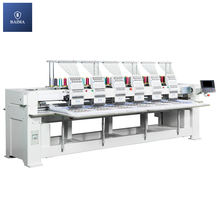 BAI Factory price commercial industrial 12 needle 6 heads computerized embroidery machine price