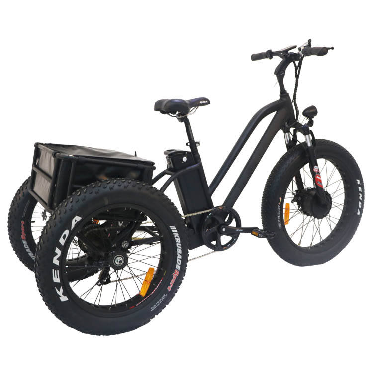 e trike adult tricycle 750 watt;adult tricycle moped adult trike coaster brake hub;adult trike kit bicycle 26 inch in 2019