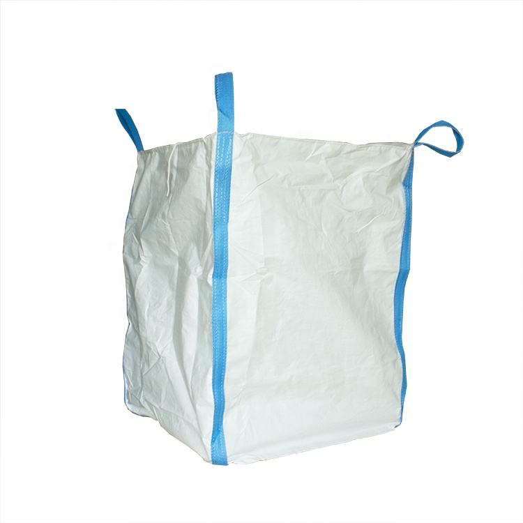 100% virgin resin 500 kg 1 ton big fibc bulk woven polypropylene bag