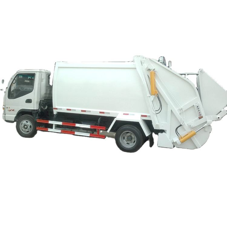 Supply Compactor Garbage Compression Refuse Waste Collection Truck