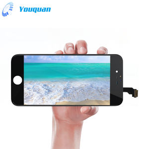 cell phone accessories display lcd touch screen for iphone 6 replacement