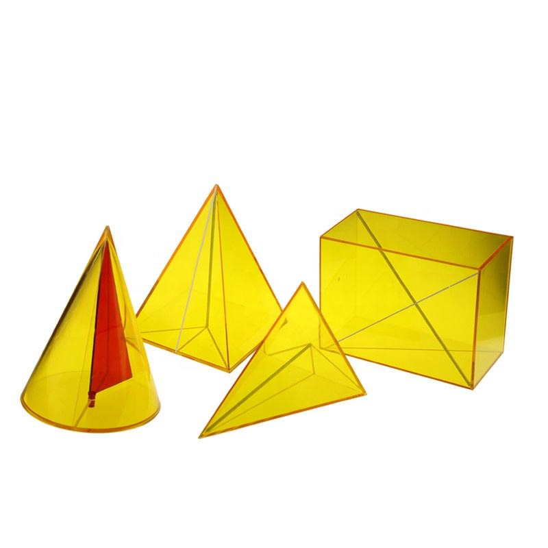 Teaching Toy geometrical features for learning maths Geometry tools