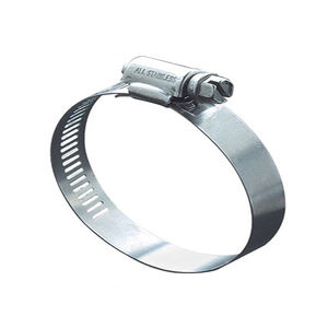 stainless steel hose clamp sets/heavy duty pipe clamp