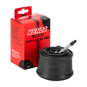 Hot sell Kenda whole series bicycle tyre tube in 700c/18,23,25,28,32,35,43,FV48-60mm for road bike tyre tube