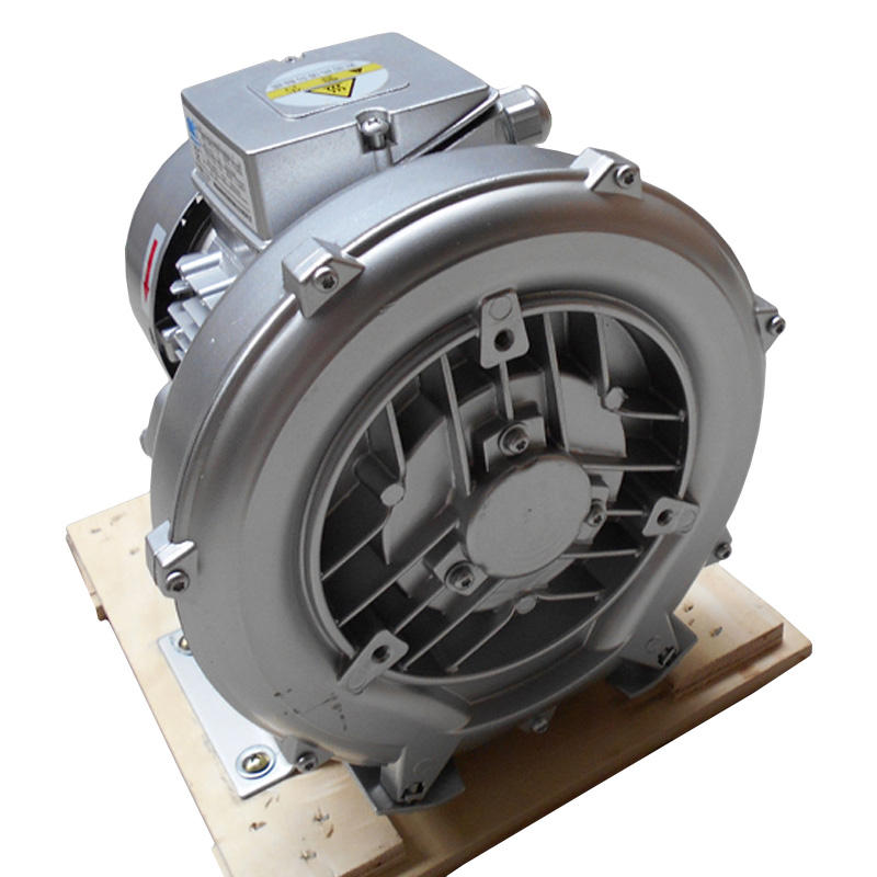 2LG230-7AH16 High Quality 3 phase 0.4kW high pressure vortex air blower for sewage treatment