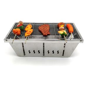 No installation required Outdoor Kitchen Tent Solo Alcohol Or Charcoal Portable Camping hiking Stoves grill For Bbq Cook