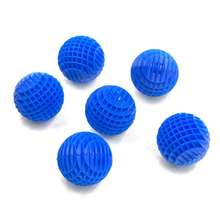 High Quality Condensing Gas Pipe Cleaning Special Thread Silica Gel Ball High Elasticity Industrial