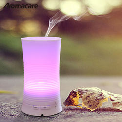 100Ml Fragrance Aromatherapy Humidifier Essential Oil Diffuser For Car